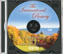 THE INTERNATIONAL ROSARY- EWTN - CD