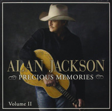 PRECIOUS MEMORIES - Volume 2 by Alan Jackson