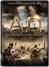 A.D. The Bible Continues   DVD | Box Set