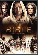 THE BIBLE: THE EPIC MINISERIES - DVD   Box Set