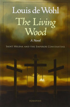 THE LIVING WOOD by Louis de Wohl - Paperback