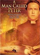 A MAN CALLED PETER - DVD - A True Story of how one man's faith uplifted a Nation
