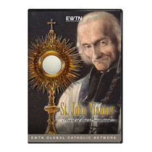 ST. JOHN VIANNEY -Heart of the Priesthood - DVD
