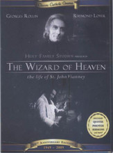 THE WIZARD OF HEAVEN - DVD