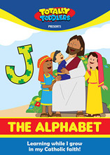 THE ALPHABET - Presented by Totally Toddlers - DVD