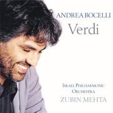 VERDI by Andrea Bocelli