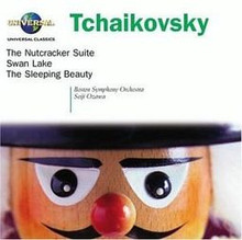Tchaikovsky: The Nutcracker / Swan Lake by Selji Ozawa / Boston Symphony Orchestra