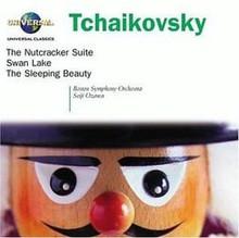 Tchaikovsky: The Nutcracker / Swan Lake by Selji Ozawa / Boston Symphony Orchestra
