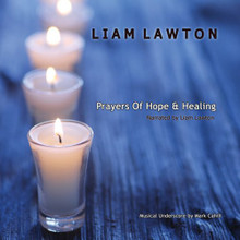 PRAYERS OF HOPE & HEALING by Liam Lawton