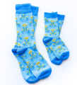MARIAN MONOGRAM SOCKS - Adult & Youth