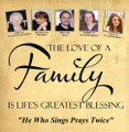 THE LOVE OF A FAMILY by Susanna,Shelia,Phillip,Jordean & Grace