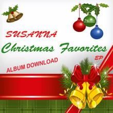 CHRISTMAS FAVORITES by Susanna - Album Download