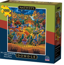 Nativity - Traditional Puzzle 1000