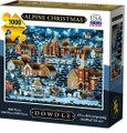 ALPINE CHRISTMAS - Traditional Puzzle