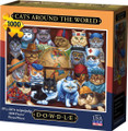 CATS AROUND THE WORLD - Traditional Puzzle