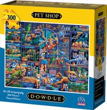 PET SHOP - Traditional Puzzle