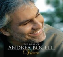 THE BEST OF ANDREA (VIVERE) by Andrea Bocelli