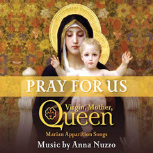 PRAY FOR US by Anna Nuzzo