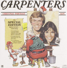 CHRISTMAS PORTRAIT by Carpenters - front