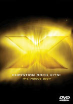 CHRISTIAN ROCK HITS 2007 DVD by Various