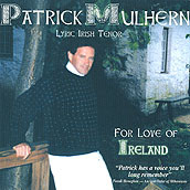 FOR THE LOVE OF IRELAND by Patrick Mulhern