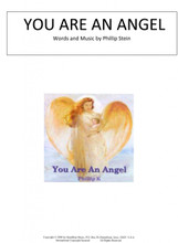 You Are An Angel - Sheet Music - (download) by Phillip Stein