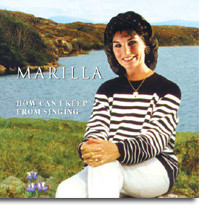 HOW CAN I KEEP FROM SINGING DVD by Marilla Ness