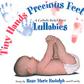 TINY HANDS, PRECIOUS FEET by Cousins in Christ