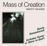 MASS OF CREATION by Marty Haugen