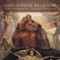 GREGORIAN REQUIEM by Gregorian Chant