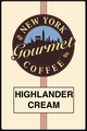 Highlander Cream Coffee
