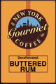 Decaffeinated Buttered Rum