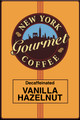Decaffeinated Vanilla Hazelnut