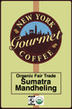 Sumatra Mandheling, Organic & Fair Trade Certified