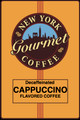 Decaffeinated Cappuccino Flavored Coffee