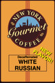 Decaffeinated White Russian Coffee