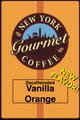 Decaffeinated Vanilla Orange Coffee