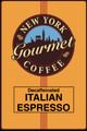 Decaffeinated Italian Espresso Coffee