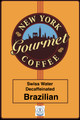 Swiss Water Decaffeinated Brazilian Coffee