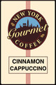 Cinnamon Cappuccino Coffee