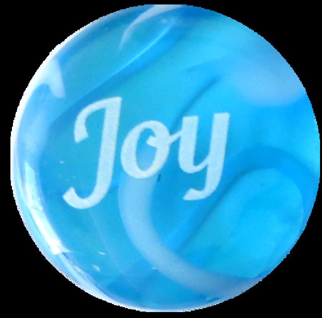 Festival Glass Joy from Lifeforce Glass