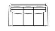 sofa small line drawing