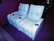 Clearance-Palliser Auxiliary Leather HomeTheater  sAVE