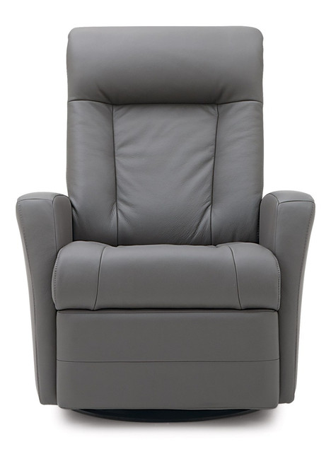 Banff II recliner  sc 1 st  LeatherShoppes : grey recliner chair - islam-shia.org