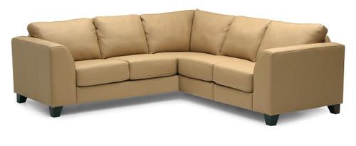 Palliser Leather Sofa Sectional Model 77494 Juno