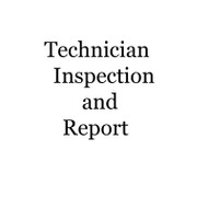 Service Inspection-Limited areas