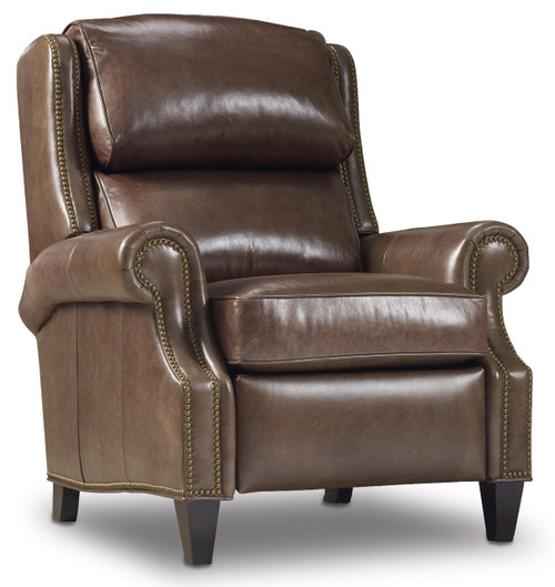 Bradington Young Leather Huss Recliner Model 3020