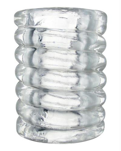 Spiral Ball Stretcher - Clear