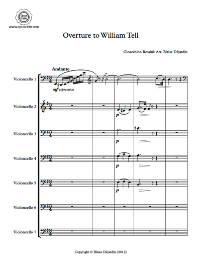 Full Score (1st page)