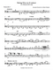 first page of the sheet music for the third cello from the string trio by Borodin for cello trio.